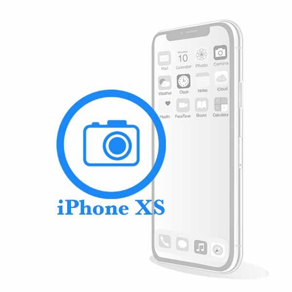 iPhone XS - Замена передней (фронтальной) камеры