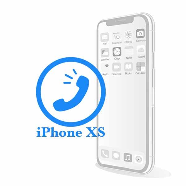 iPhone XS - Замена разговорного динамика