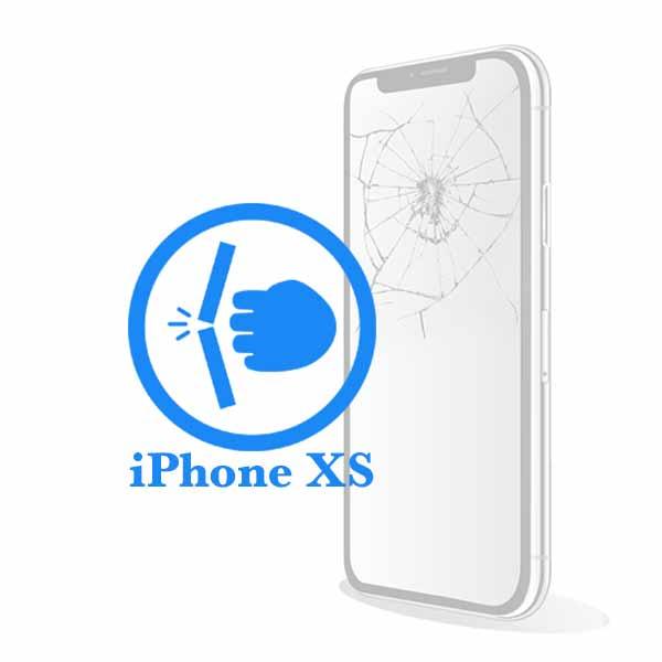 iPhone XS - Заміна скла екрану з тачскріномiPhone XS