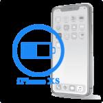 iPhone XS- Замена батареи (аккумулятора)