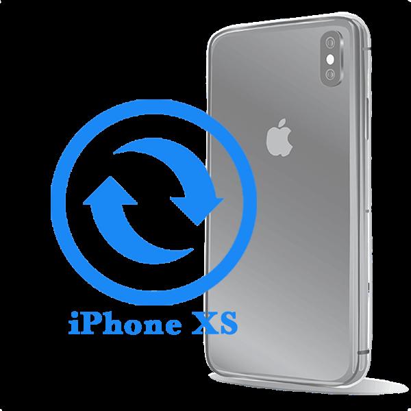 iPhone XS- Замена корпуса (заднего стекла)