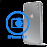 Замена задней (основной) камеры iPhone XS