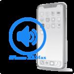 XS Max iPhone - Замена полифонического динамика