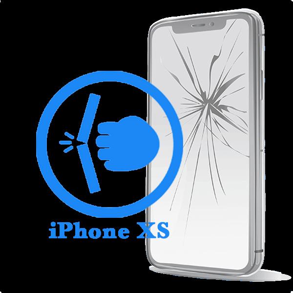 iPhone XS - Замена стекла (тачскрина)