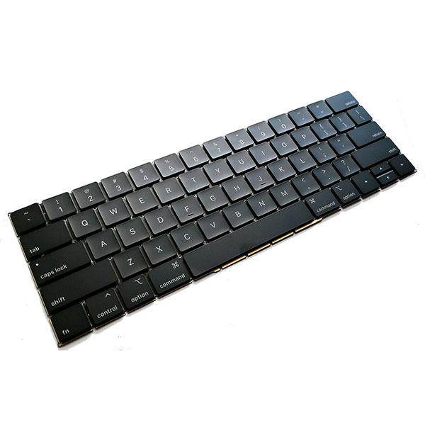 Клавіатура для MacBook Pro 13 ᐥ2018-2019 А1989 Американська / Європейська