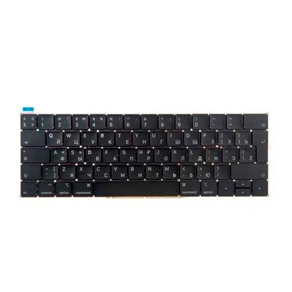 Клавиатура для MacBook Pro 15ᐥ 2018-2019 А1990 Американская/Европейская