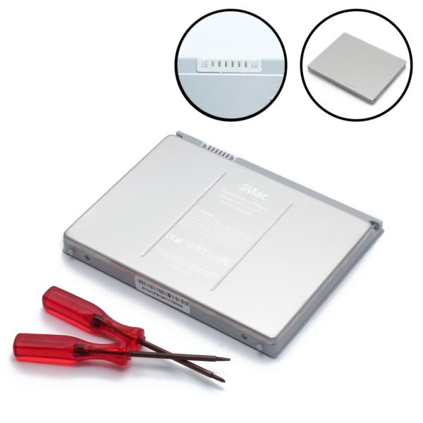 Батарея (акумулятор) 2Mac Battery A1175 для MacBook Pro 15ᐥ (A1226 / A1150 / A1260 / A1211) 2006-2008рр.