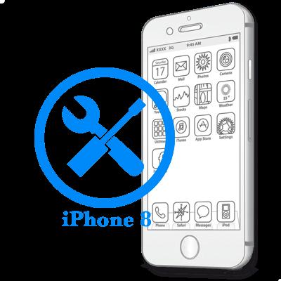 iPhone 8 - Ремонт переключателя режимов в