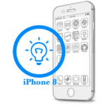 iPhone 8 - Замена датчиков освещения и приближения