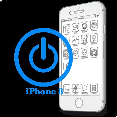 iPhone 8 - Восстановление-замена кнопки Power (включения, блокировки)