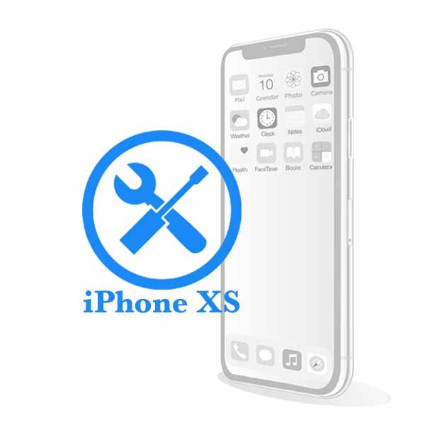 iPhone XS - Відновлення-заміна кнопки Power (включения, блокування)