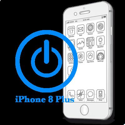 iPhone 8 Plus - Восстановление-замена кнопки Power (включения, блокировки)