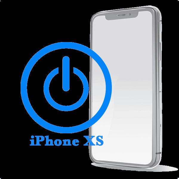 iPhone XS - Восстановление-замена кнопки Power (включения, блокировки)