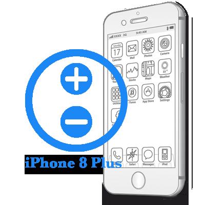 iPhone 8 Plus - Ремонт кнопок громкости