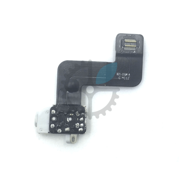 """Роз'єм навушників (гніздо + шлейф) для MacBook Pro 13 """"A1502"""