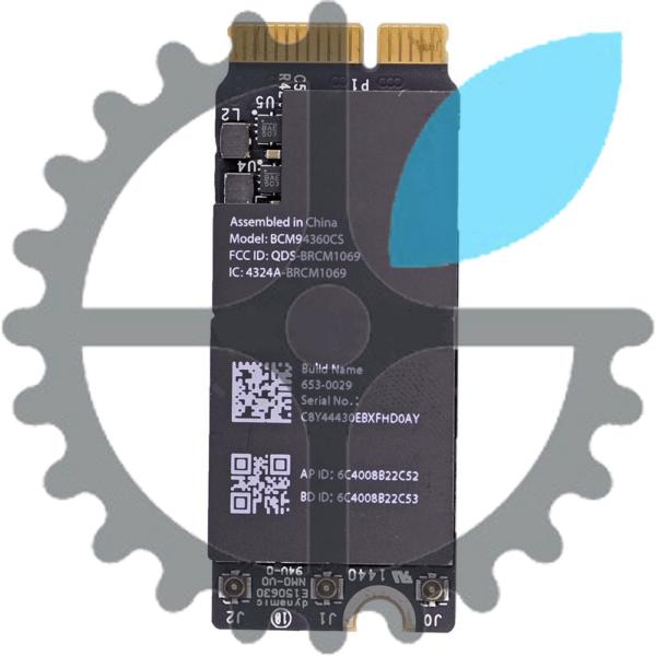 "Шлейф WI-Fi / Bluetooth карта для MacBook Pro Retina 15"" A1398"