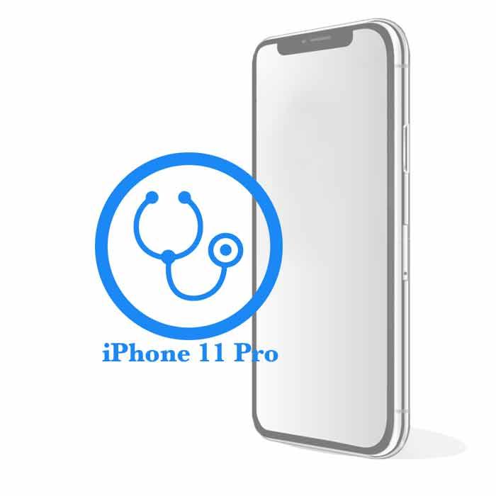 iPhone 11 Pro - Диагностика