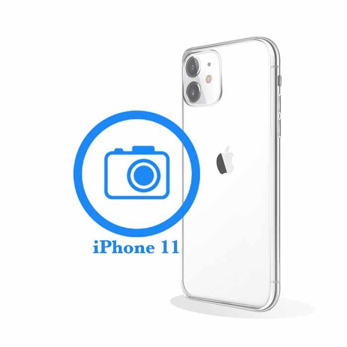 iPhone 11 - Заміна задньої (основної) камери