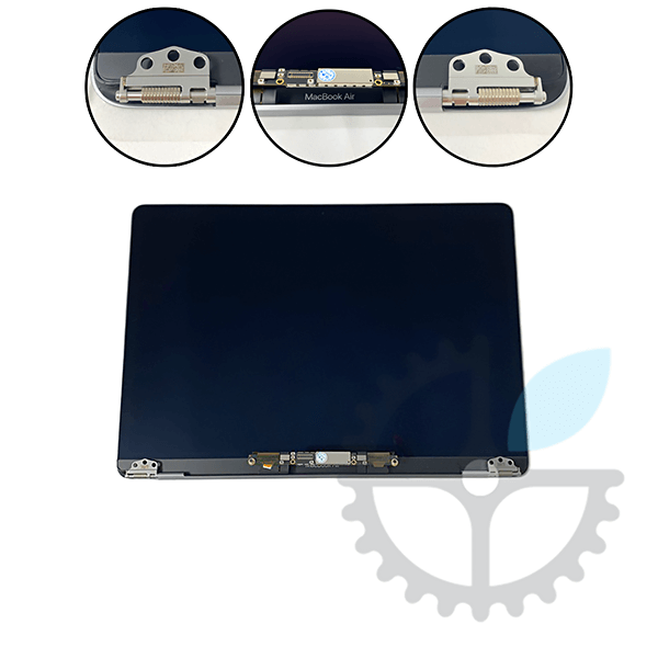 Экран (матрица, LCD, дисплей) с крышкой в сборе для MacBook Air 13'' 2018-2019 (A1932)