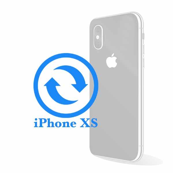 iPhone XS - Замена задней крышки