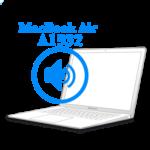 Замена динамика на MacBook Air 2018-2019