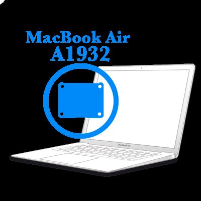Ремонт Ремонт iMac и MacBook MacBook Air 2018-2019 Замена ножек нижней крышки