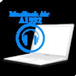 Ремонт аудіо-роз'єму на MacBook Air 2018-2019