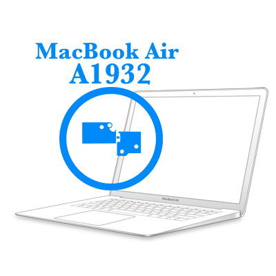 MacBook Air 2018-2019 - Замена петлиMacBook Air 2018-2019