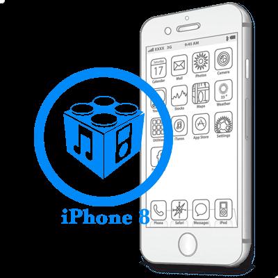 iPhone 8 - Перепрошивка