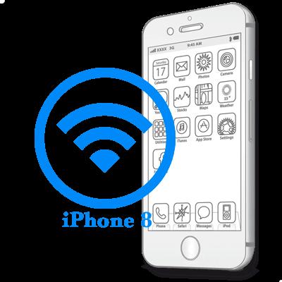 iPhone 8 - Замена Wi-Fi антенны