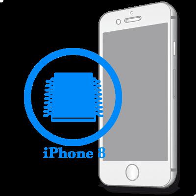 iPhone 8 - Замена контроллера питания (U7)
