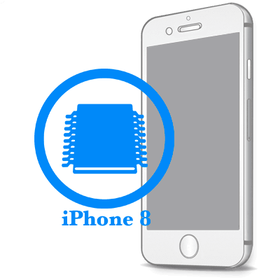 iPhone 8 - Ребол флеш пам'яті