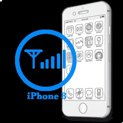 iPhone 8 - Восстановление модемной части