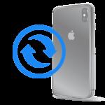 Замена задней крышки iPhone XS