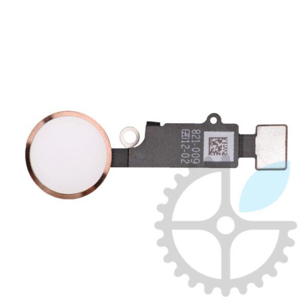 Кнопка Home в зборі Rose Gold iPhone 7
