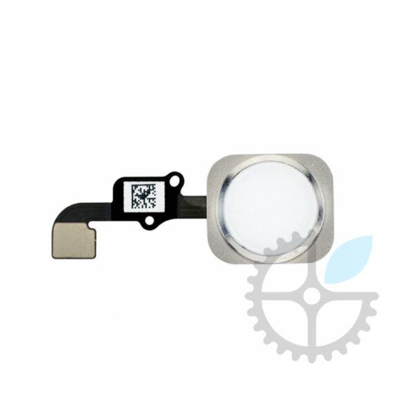 Кнопка Home в сборе для iPhone 6---Silver