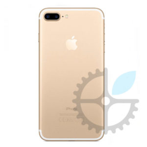 Корпус для Iphone 7 plus Gold