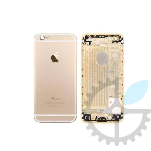 Корпус для iPhone 6s + (plus) Gold