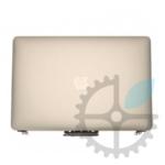 Корпус (верхняя крышка) для MacBook 12″ A1534 Gold