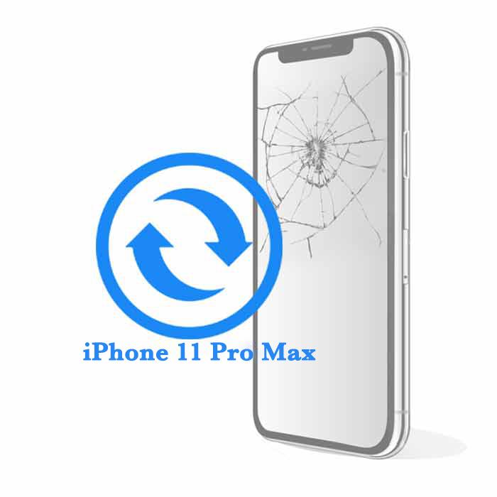 Pro - Замена экрана (дисплея) оригинал iPhone 11 Max