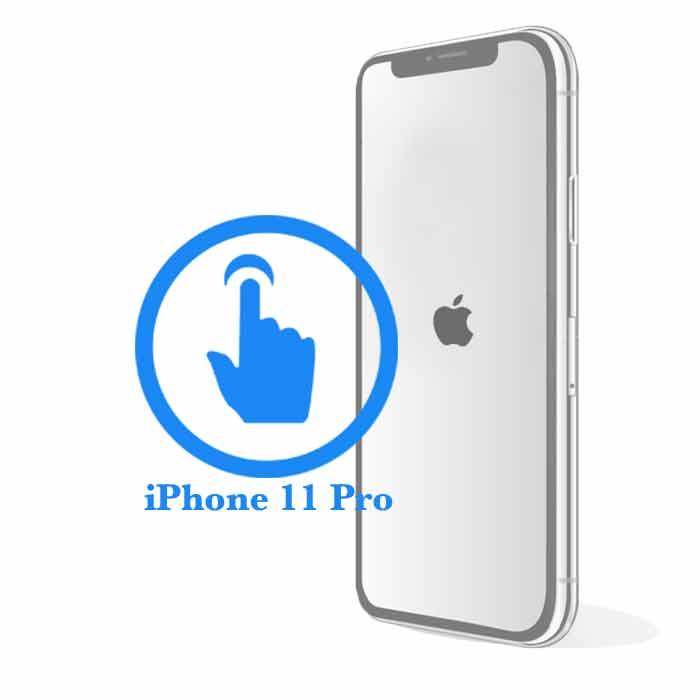 Pro - Заміна скла екрану з тачскріномiPhone 11