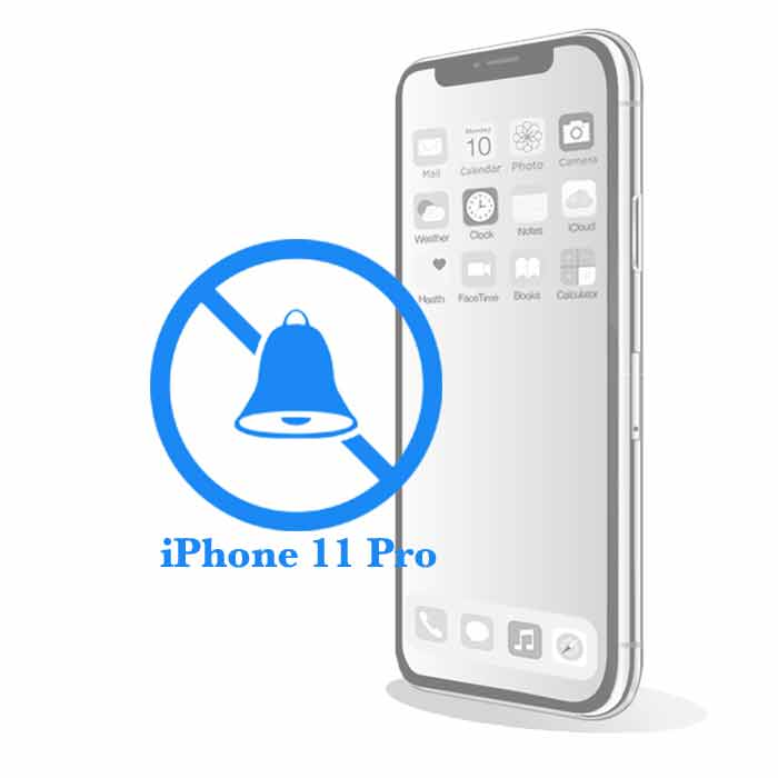 Ремонт iPhone 11 Pro Max Замена вибромотора на