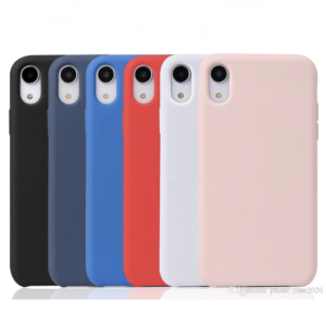 Чехол iPhone XR Silicone Case OEM