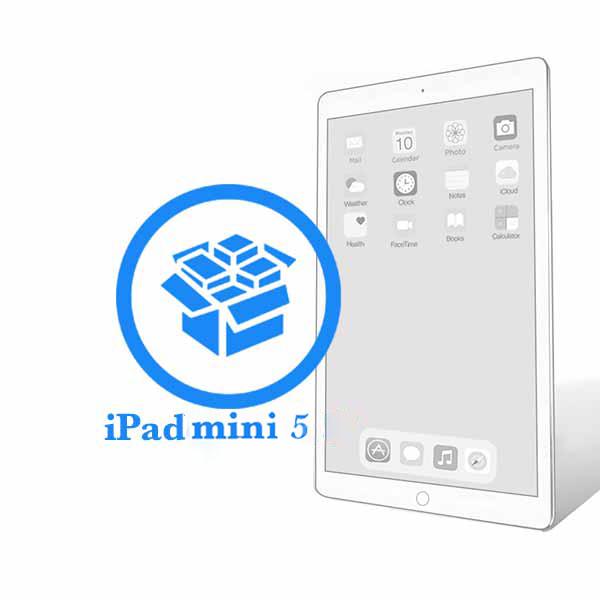 iPad - Перепрошивка Mini 5
