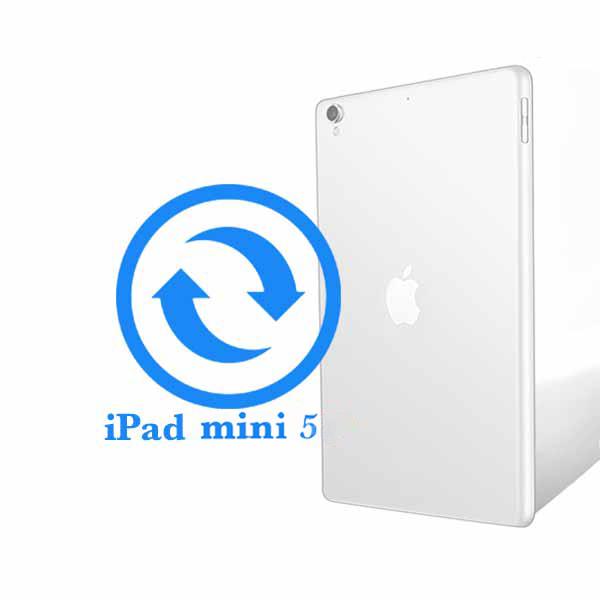 iPad - Рихтовка, выравнивание корпуса Mini 5
