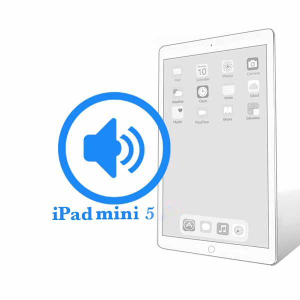 iPad - Заміна динаміка Mini 5