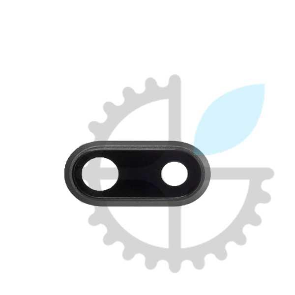 Стекло камеры Apple iPhone X с рамкой