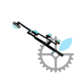 Шлейф кнопки регулировки громкости, кнопка включения iPad Mini 2 Retina