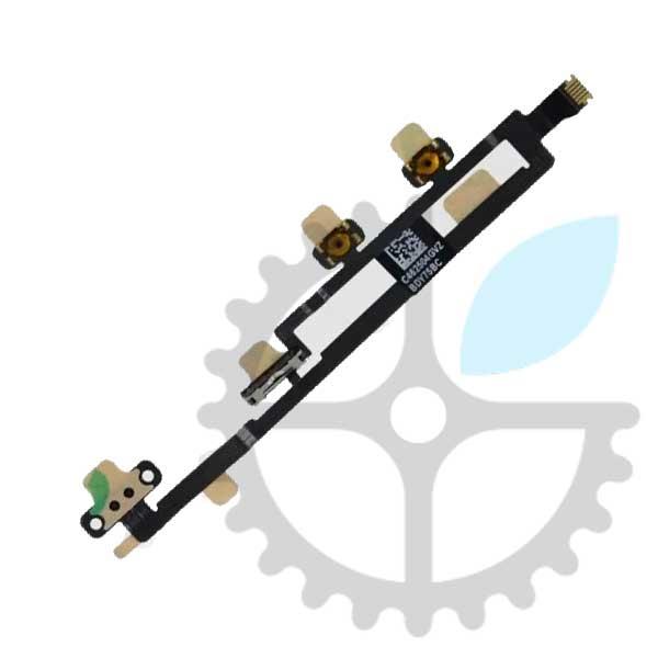 Шлейф кнопок Power включения и громкости для iPad Mini 3 Retina A1599 A1600 A1601