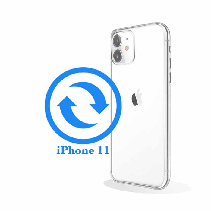 Ремонт Замена заднего стекла iPhone iPhone 11 Pro Замена стекла задней крышки